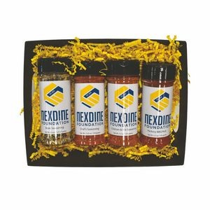 Four Grilling Spice Set